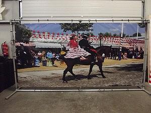 Spaanse paarden 246639133